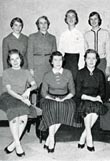 1957 YEARBOOK: WOMEN STUDENTS' ORGANIZATIONS