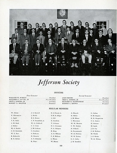 1958 YEARBOOK PHOTO