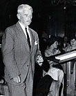 FAULKNER IN MCGREGOR ROOM, 1960