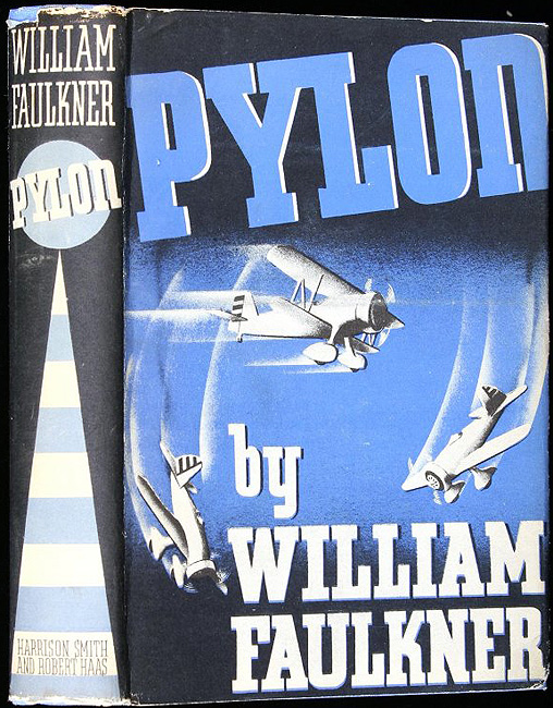 PYLON DUST JACKET