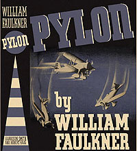 DETAIL: DUST JACKET OF PYLON