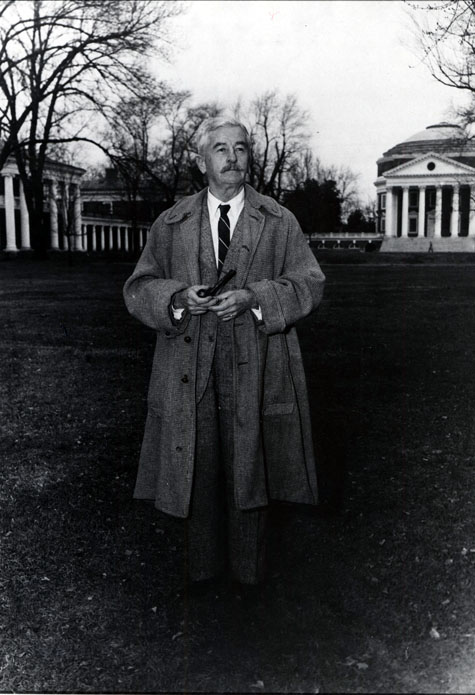 FAULKNER PAPERS PHOTOGRAPH