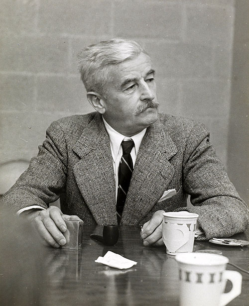 FAULKNER PAPERS PHOTO